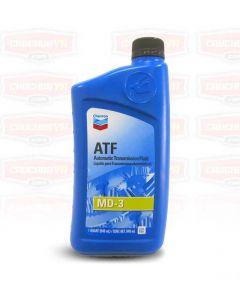 Aceite para Transmision Automatica MD3 Chevron 946ml