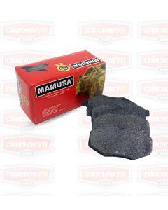 PASTILLAS DE FRENO 581 MAMUSA