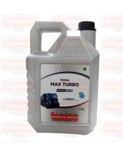 Aceite 20W50 Diesel Max Turbo Texsa 5 Litros