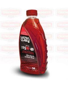 Aceite Ultralub Semi Sintético SAE 15W-40 SL 946 ml