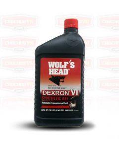 Aceite para Transmisión Automática Dexron VI 946ml Wolf´s Head
