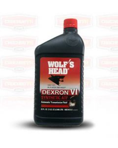 Aceite Sintetico Transmision Automatica Dexron VI Wolf´s Head 946ml